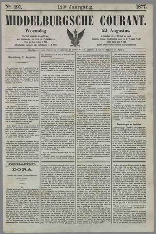 Middelburgsche Courant 1877-08-22