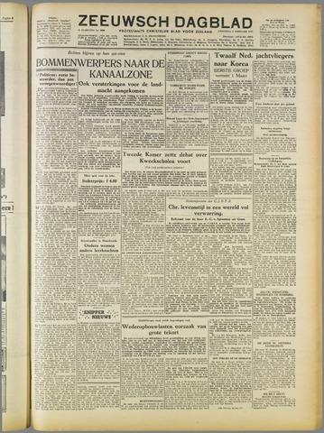 Zeeuwsch Dagblad 1952-02-02
