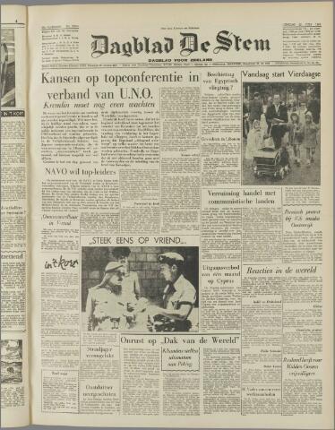 de Stem 1958-07-22