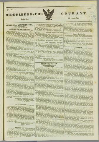 Middelburgsche Courant 1846-08-22