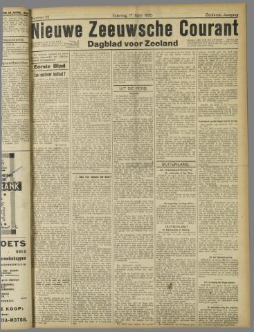 Nieuwe Zeeuwsche Courant 1920-04-17