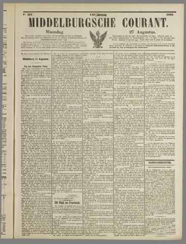Middelburgsche Courant 1906-08-27