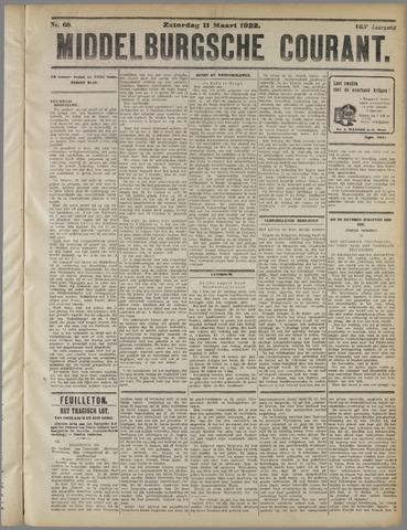 Middelburgsche Courant 1922-03-11