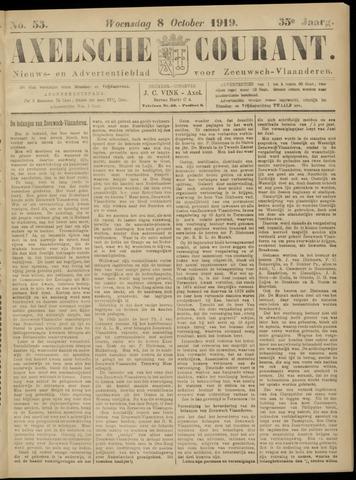 Axelsche Courant 1919-10-08