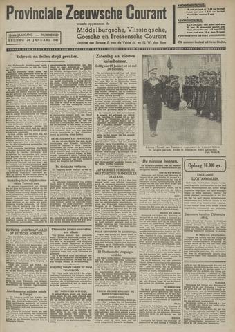 Provinciale Zeeuwse Courant 1941-01-24