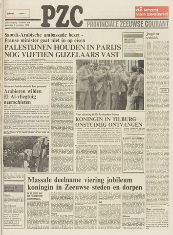 Provinciale Zeeuwse Courant 1973-09-06