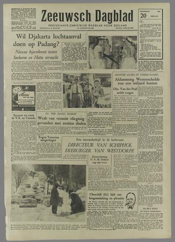 Zeeuwsch Dagblad 1958-02-20