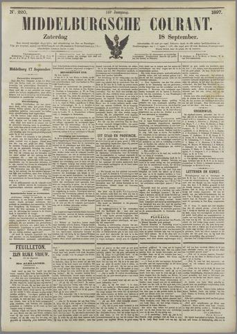 Middelburgsche Courant 1897-09-18