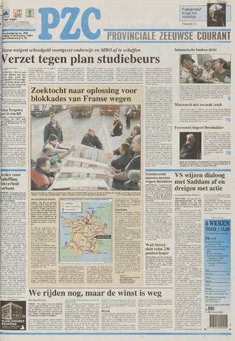 Provinciale Zeeuwse Courant 1997-11-04