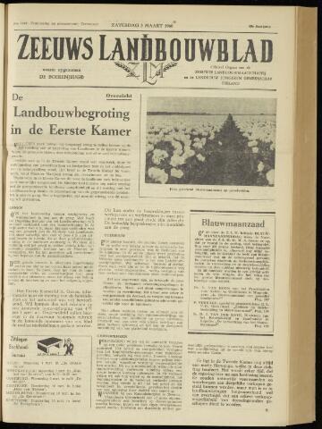 Zeeuwsch landbouwblad ... ZLM land- en tuinbouwblad 1960-03-05