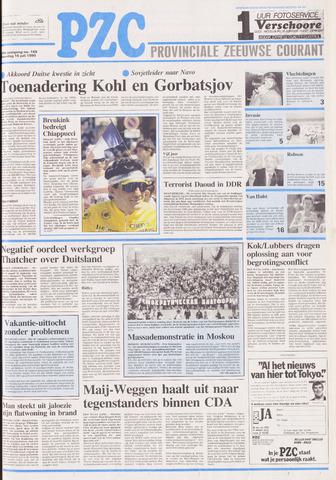 Provinciale Zeeuwse Courant 1990-07-16