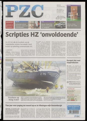 Provinciale Zeeuwse Courant 2013-10-18