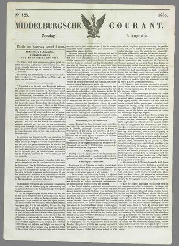 Middelburgsche Courant 1865-08-06