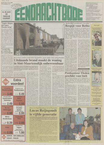 Eendrachtbode (1945-heden)/Mededeelingenblad voor het eiland Tholen (1944/45) 2003-03-06