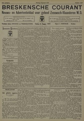 Breskensche Courant 1939-01-10