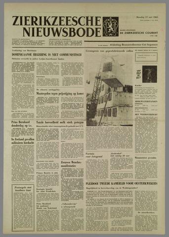 Zierikzeesche Nieuwsbode 1965-05-17