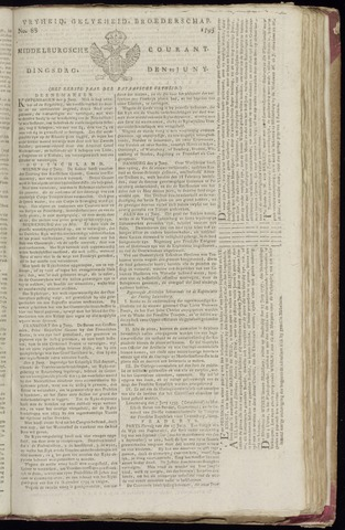 Middelburgsche Courant 1795-06-23