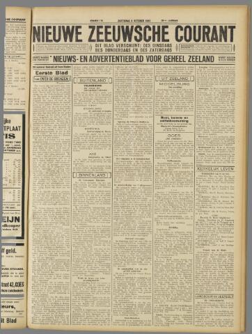 Nieuwe Zeeuwsche Courant 1932-10-08