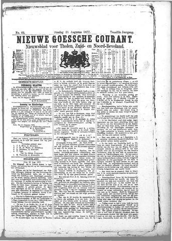Nieuwe Goessche Courant 1877-08-21