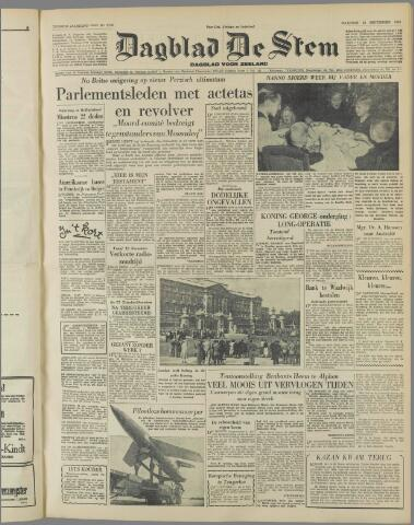 de Stem 1951-09-24