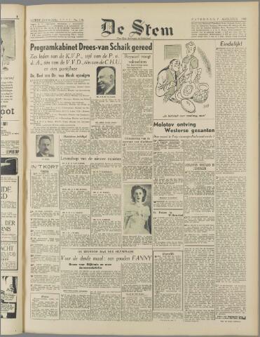 de Stem 1948-08-07