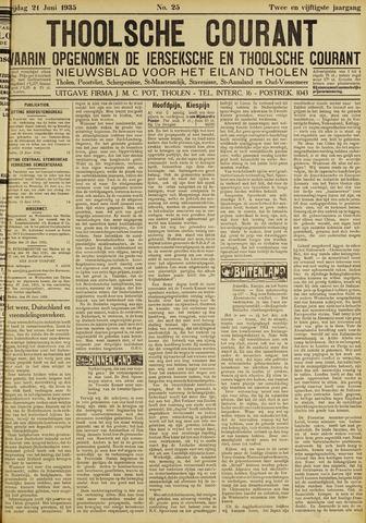 Ierseksche en Thoolsche Courant 1935-06-21