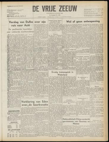 de Vrije Zeeuw 1955-03-10