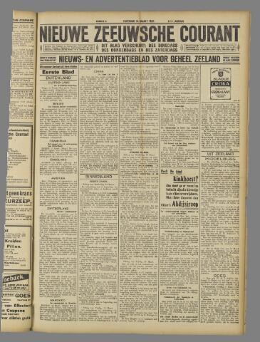 Nieuwe Zeeuwsche Courant 1925-03-14