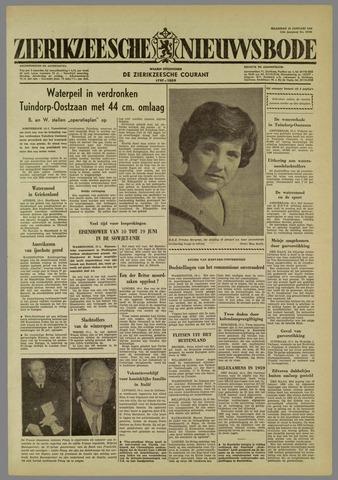Zierikzeesche Nieuwsbode 1960-01-18