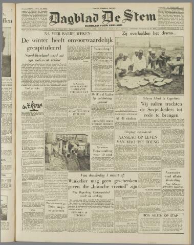 de Stem 1956-02-28