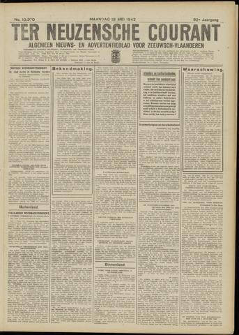 Ter Neuzensche Courant. Algemeen Nieuws- en Advertentieblad voor Zeeuwsch-Vlaanderen / Neuzensche Courant ... (idem) / (Algemeen) nieuws en advertentieblad voor Zeeuwsch-Vlaanderen 1942-05-18