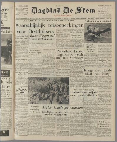 de Stem 1961-08-12
