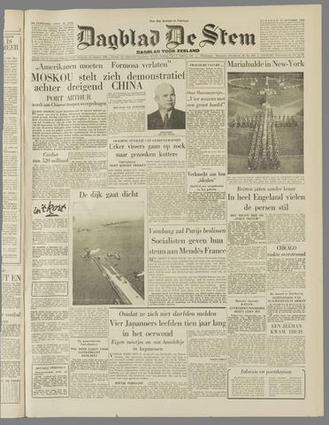 de Stem 1954-10-12