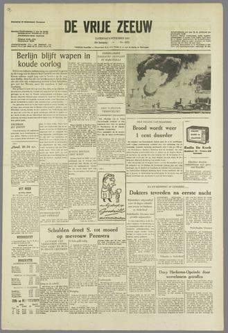 de Vrije Zeeuw 1963-11-09