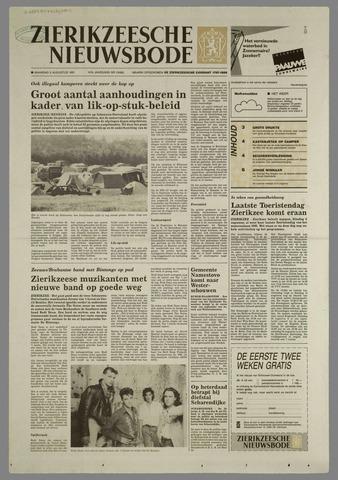 Zierikzeesche Nieuwsbode 1991-08-05