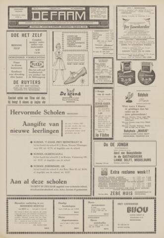 de Faam en de Faam/de Vlissinger 1963-03-01
