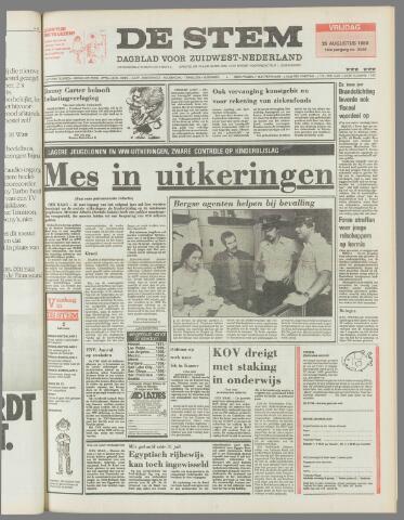 de Stem 1980-08-29