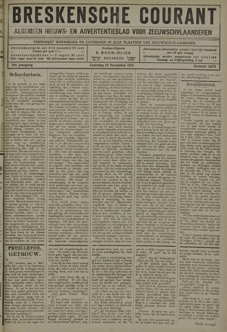 Breskensche Courant 1919-11-15