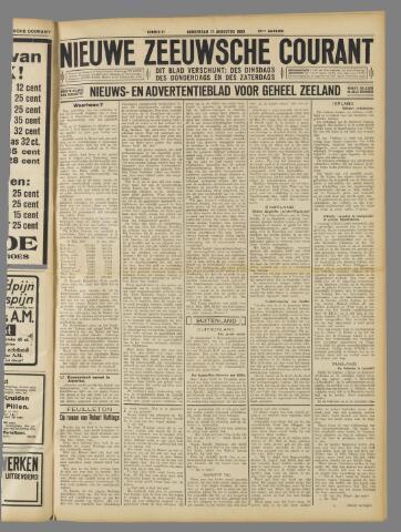 Nieuwe Zeeuwsche Courant 1933-08-17