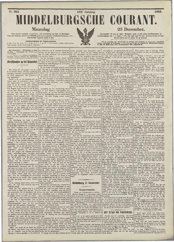Middelburgsche Courant 1901-12-23