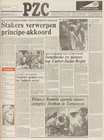 Provinciale Zeeuwse Courant 1979-09-05