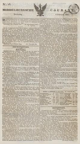 Middelburgsche Courant 1834-02-06