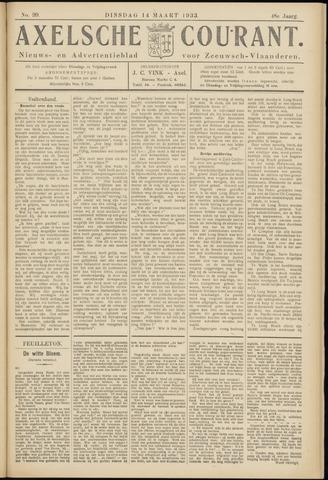 Axelsche Courant 1933-03-14