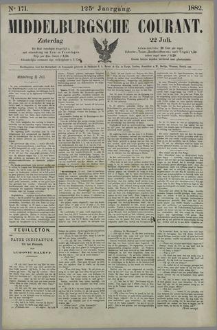 Middelburgsche Courant 1882-07-22