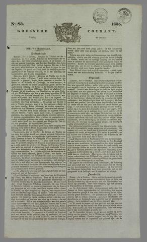 Goessche Courant 1835-10-16