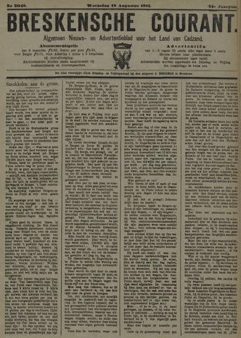 Breskensche Courant 1915-08-18
