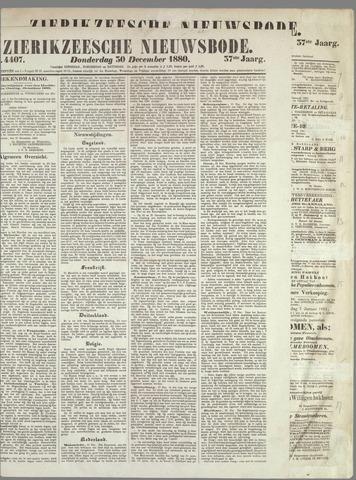 Zierikzeesche Nieuwsbode 1880-12-30