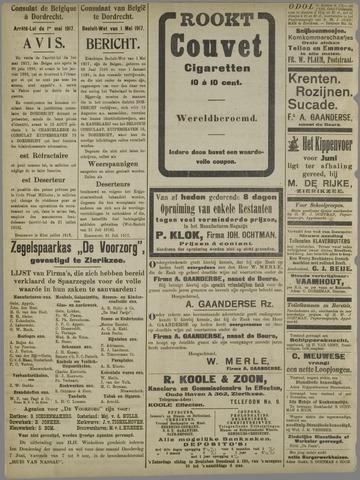 Zierikzeesche Nieuwsbode 1917-08-03