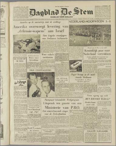 de Stem 1955-11-07
