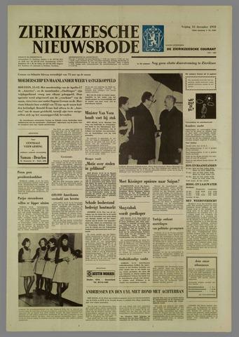 Zierikzeesche Nieuwsbode 1972-12-15